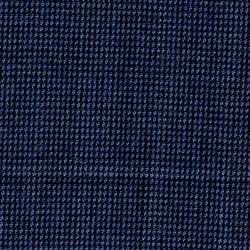 Cloth Pure Wool Check Blue
