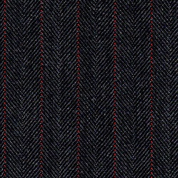 Cloth Pure Wool Stripe Grey