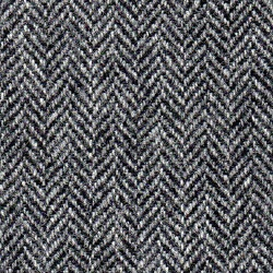 Cloth 100% Lambswool Herringbone Grey