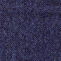 Cloth 100% Lambswool Tweed Blue