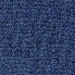 Cloth Pure Wool Plain Blue