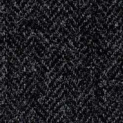 Cloth Pure Wool Herringbone Grey