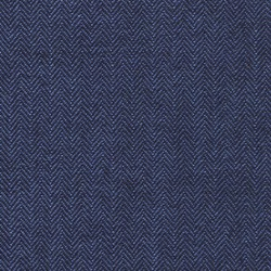 Cloth Wool Super 100s Herringbone Blue