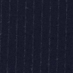 Cloth Wool Super 100s Stripe Blue