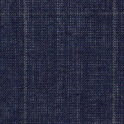 Stoff 85% Wolle 15% Mohair Fenster Blau
