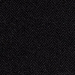 Cloth 55% Silk 45% Wool Super 120s  Herringbone Black