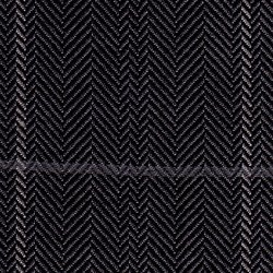 Cloth 55% Silk 45% Wool Super 120s  Herringbone Grey