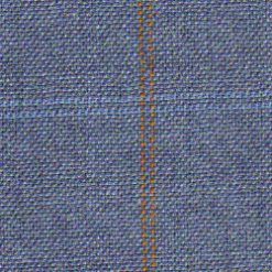 Cloth Wool Super 100s & Cashmere Windowpane Blue