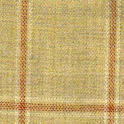 Cloth Wool Super 100s & Cashmere Windowpane Yellow