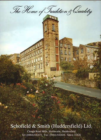 Clough Road Mills